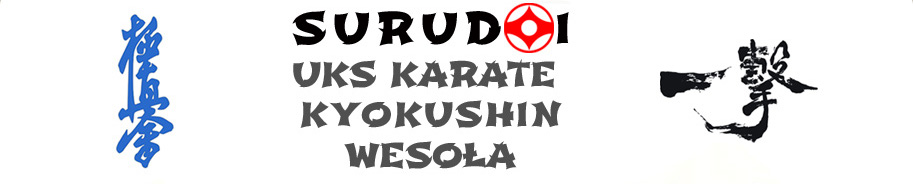 Karate Kyokushin Wesoła Surudoi